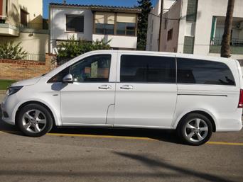 Minivan Taxi Sant Pere de Ribes